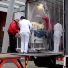 Patiënten veilig verhuisd