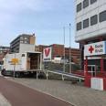UTS Van der Geest schiet te hulp bij Rode Kruis